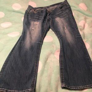 Women's Amethyst Boot Cut Jeans